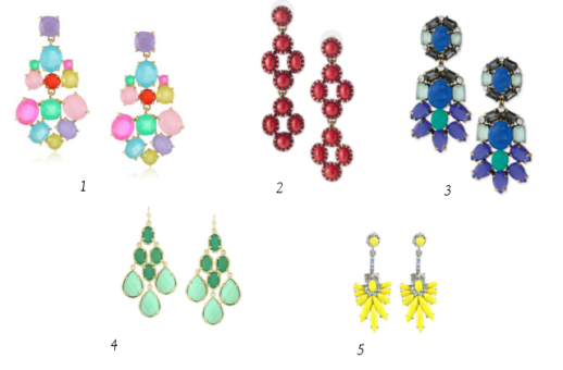 stmt earrings
